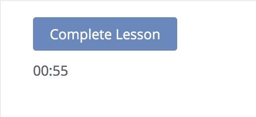 232 افزونه Sensei Lesson Timer