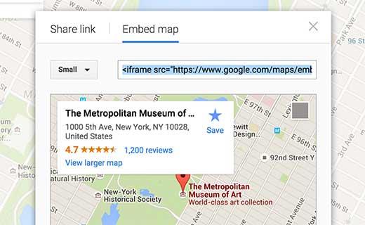 5 ۵ افزونه اضافه کردن نقشه گوگل در وردپرس