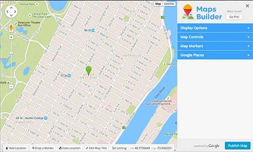 6 ۵ افزونه اضافه کردن نقشه گوگل در وردپرس