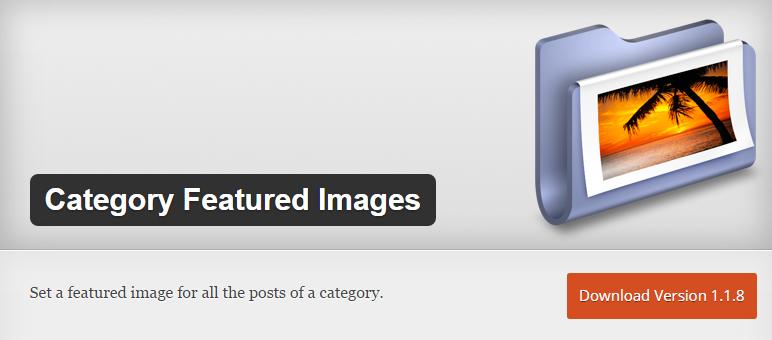 اختصاص عکس برای دسته بندی های وردپرس با افزونه Category Featured Images