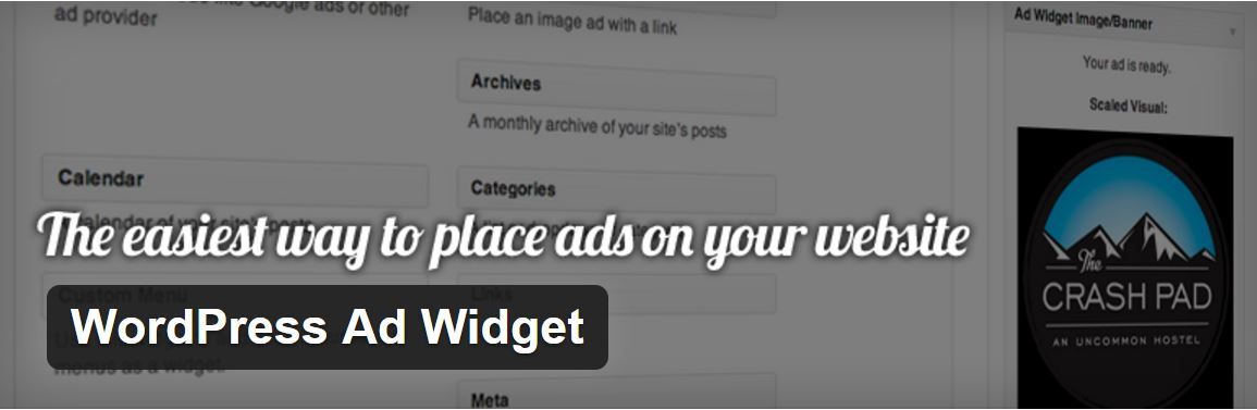 Wp ad widget
